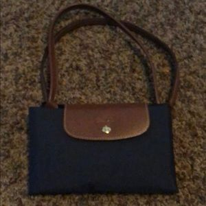 Navy Blue Longchamp